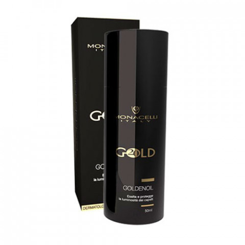 Monacelli Golden Oil 50ml -