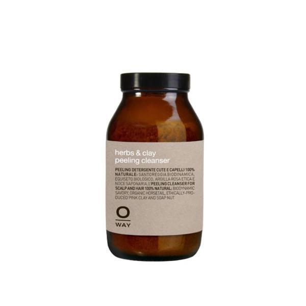 Oway Herbs & Clay Peeling Cleanser 160gr -