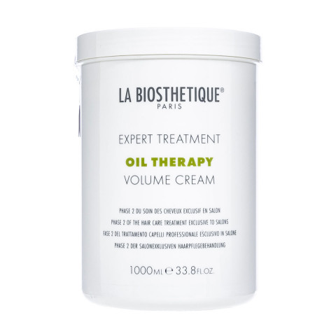 La Biosthetique Oil Therapy Volume Cream 1000m -
