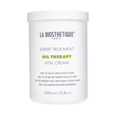 La Biosthetique Oil Therapy Vital Cream 1000ml -