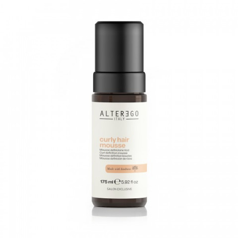 Alter Ego Curly Hair Mousse 175ml -