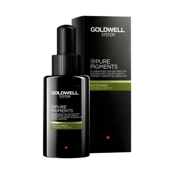 Goldwell @Pure Pigments Matt Green 50ml -