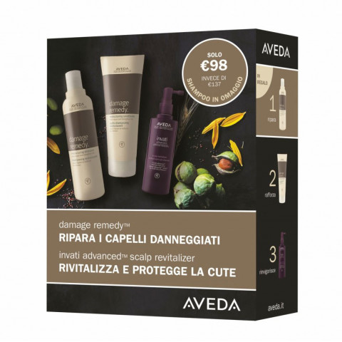 Aveda Box Damage Remedy 3pz -