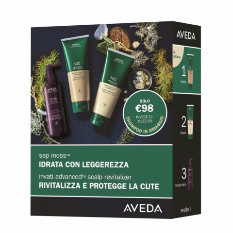 Aveda Kit Sap Moss 3pz -