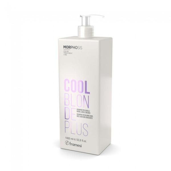 Framesi Morphosis Cool Blonde Plus Shampoo 1000ml -