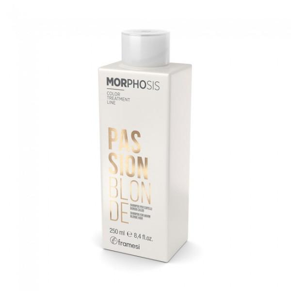 Framesi Morphosis Passion Blonde Shampoo 250ml -