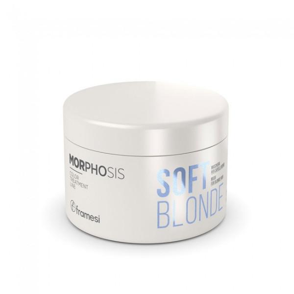 Framesi Morphosis Soft Blonde Mask 200ml -
