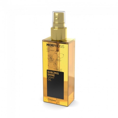 Framesi Morphosis Sublimis Shine Light Oil 125ml -