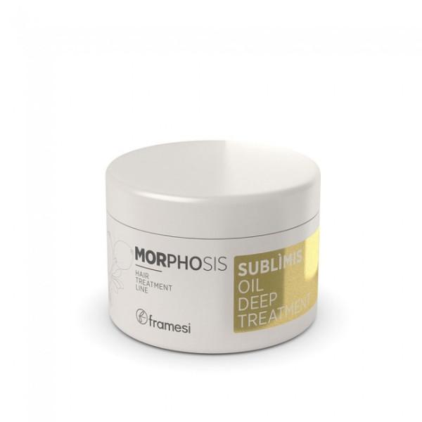 Framesi Morphosis Sublimis Oil Deep Treatment 200ml -