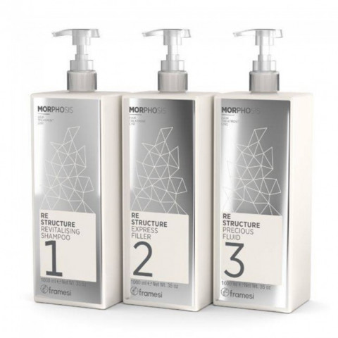 Framesi Morphosis Restructure Kit 1+2+3 1000ml -