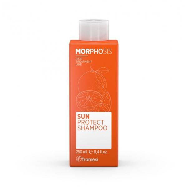 Framesi Morphosis Sun Protect Shampoo 250ml -