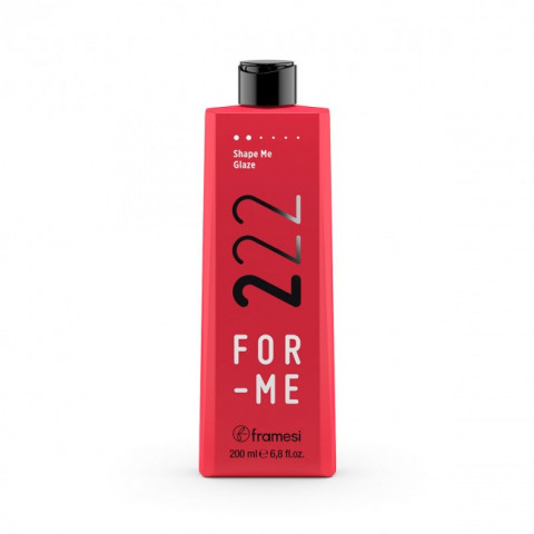 Framesi 222 - Shape Me Glaze 200ml -