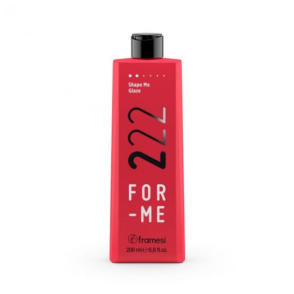 Framesi 222 - Shape Me Glaze 200ml -