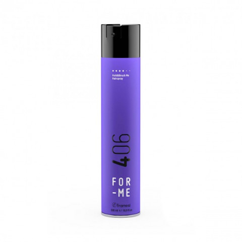 Framesi 406 - Hold&Brush Me Hairspray 500ml -