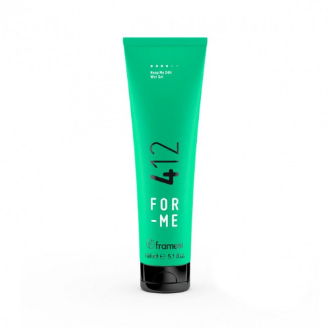 Framesi 412 - Keep Me 24H Wet Gel 150ml -