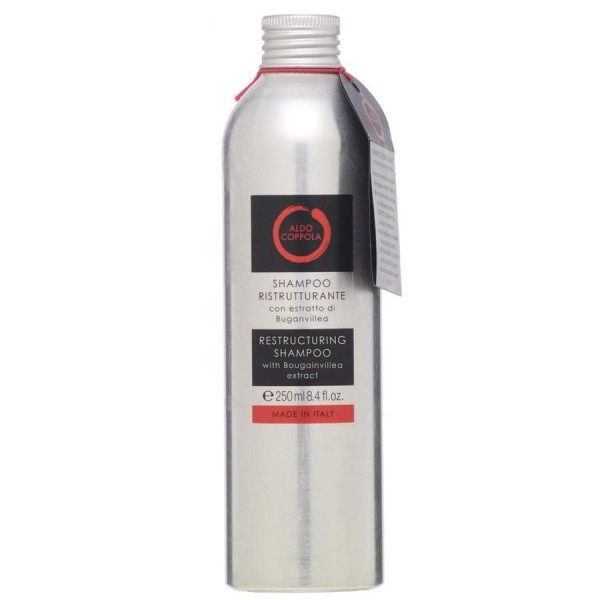 Aldo Coppola Shampoo Ristrutturante con estratto di Buganvillea 250ml -