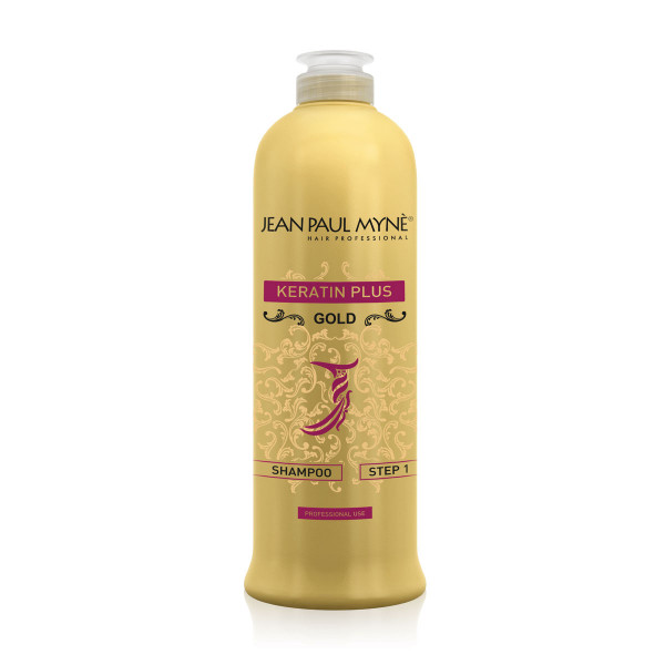 Jean Paul Mynè Keratin Plus Gold Shampoo 500ml -