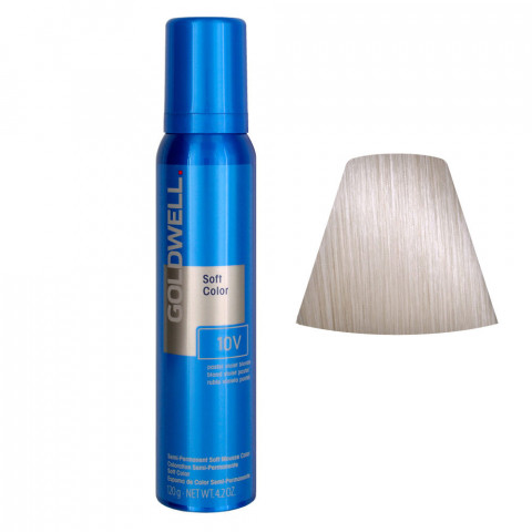 Goldwell Soft Color Mousse 10v 125ml -
