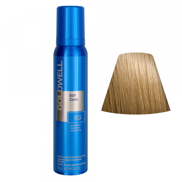 Goldwell Soft Color Mousse 8G 125ml -