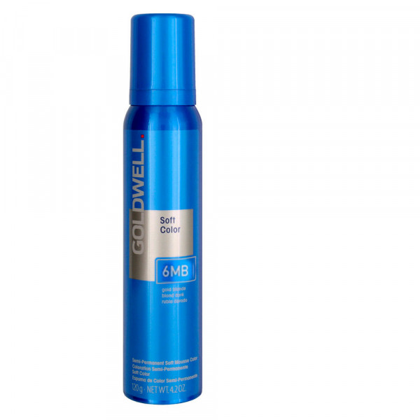 Goldwell Soft Color Mousse 6MB 125ml -