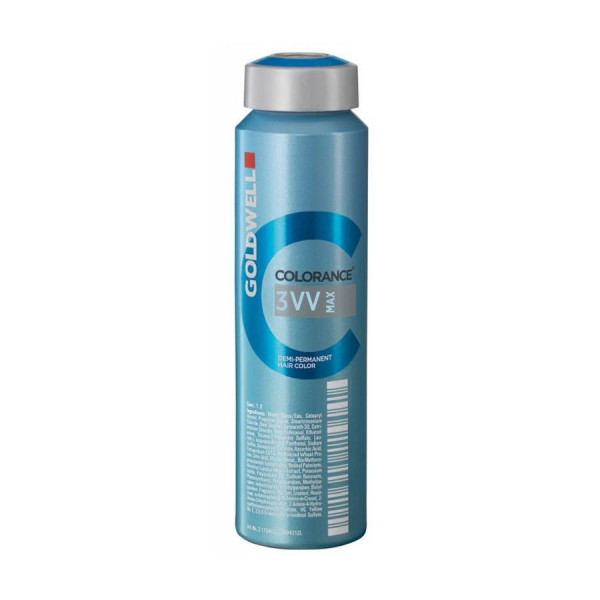 Goldwell Colorance Cool Reds Violetto Scuro 3VV - 120ml -
