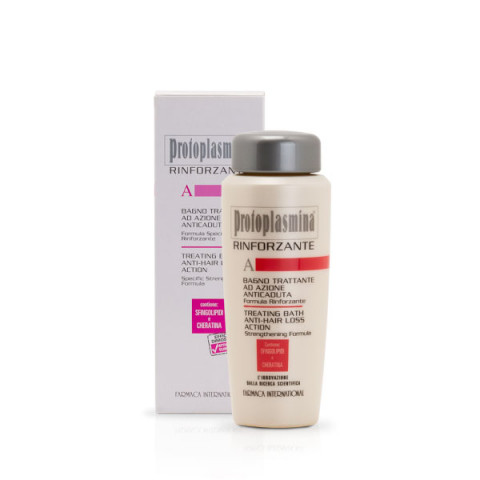 Protoplasmina Bagno A Rinforzante 300ml -