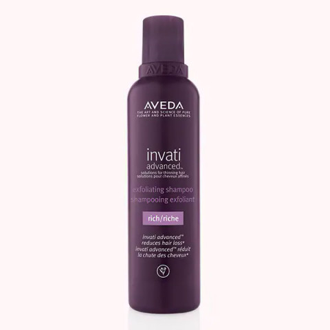 Aveda Invati Advanced Exfoliating Shampoo Rich 200ml -