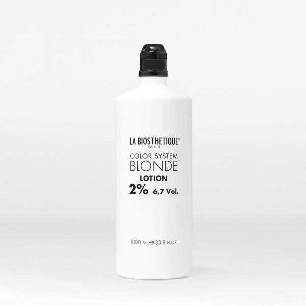 La Biosthetique Blonde Lotion 2% 1000ml -