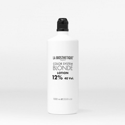 La Biosthetique Blonde Lotion 12% 1000ml -
