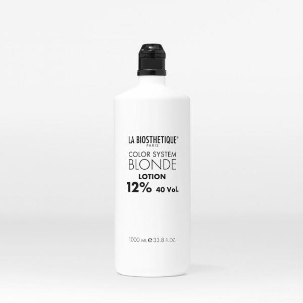 La Biosthetique Blonde Lotion 12% 1000ml -