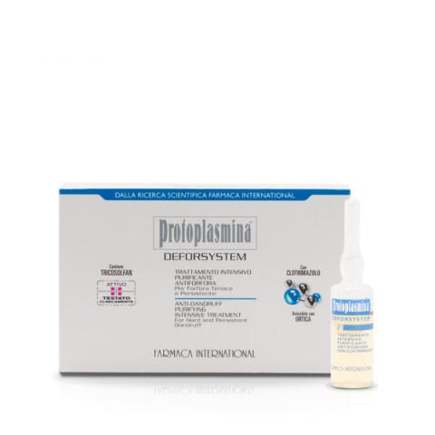 Protoplasmina Trattamento Deforsystem 6 fiale x 8ml -
