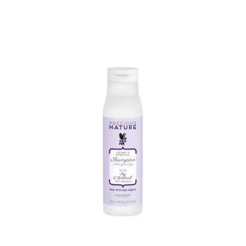 Alfaparf Precious Nature Hair with Bad Habits Shampoo 250ml -