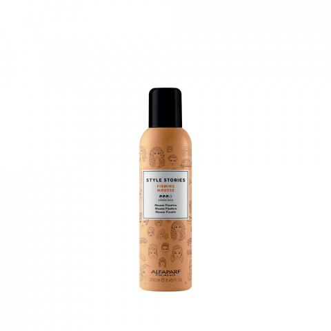 Alfaparf Style Stories Firming Mousse 250ml -