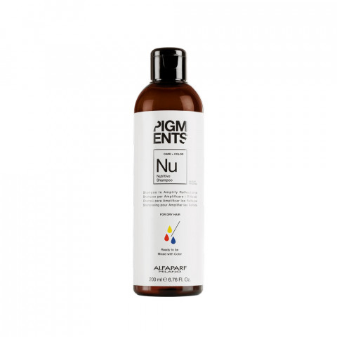 Alfaparf Pigments Nutritive Shampoo 200ml -