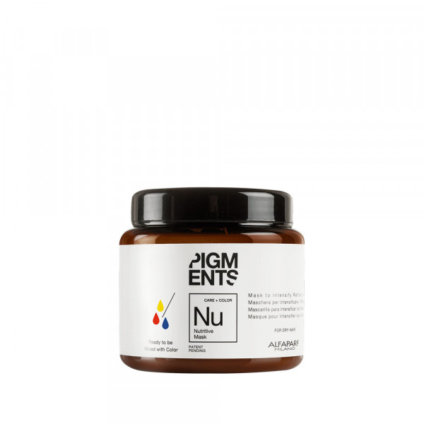 Alfaparf Pigments Nutritive Mask 200ml -