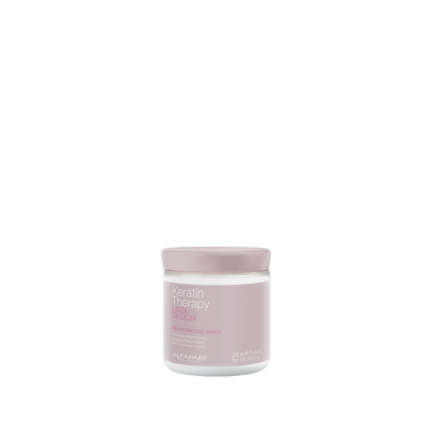Alfaparf Lisse Design Keratin Rehydrating Mask 200ml -