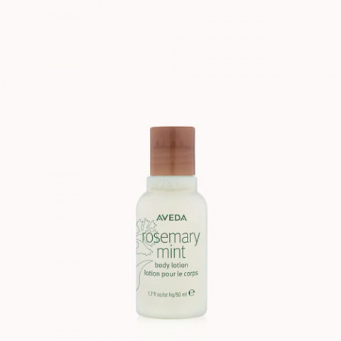 Aveda Rosemary Mint Body Lotion Travel Size 50ml -