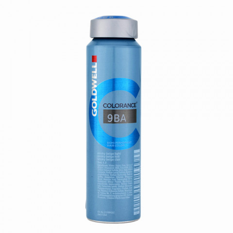 Goldwell Colorance Cool Blondes Biondo Chiarissimo Beige Fumo 9BA - 120ml -