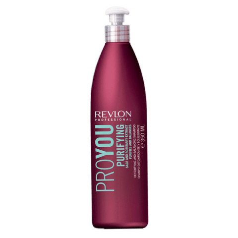 Revlon Professional Pro You Extreme Control and Volume Mousse 400ml -