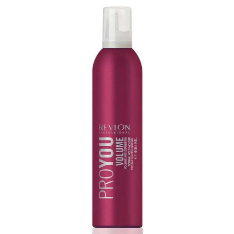 Revlon Professional Pro You Volume and Definition Mousse 400ml -