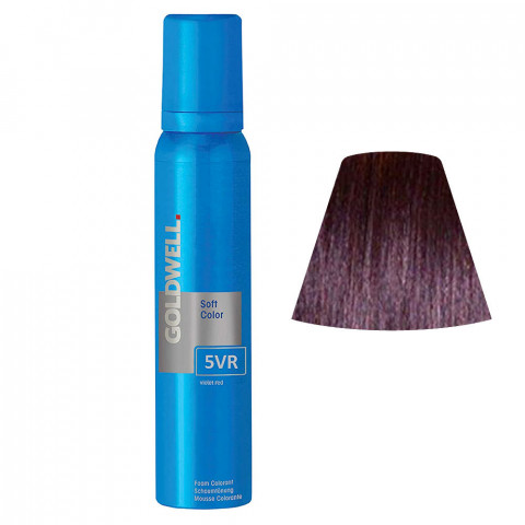 Goldwell Soft Color Mousse 5VR 125ml -
