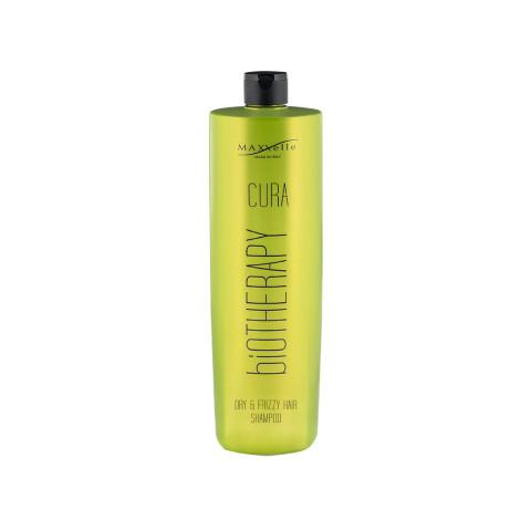 Maxxelle Cura Biotherapy Dry & Frizzy Shampoo 1000ml -