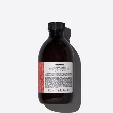 Davines Alchemic Shampoo Rosso 280ml -