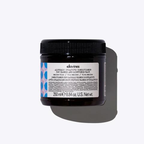 Davines Alchemic Creative Conditioner Blu Marino 250ml -