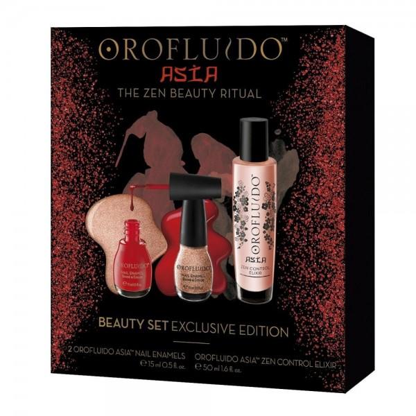 Orofluido Asia Exclusive Edition & Nail Pack -