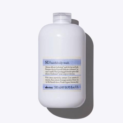Davines SU Hair & Body Wash 500ml -