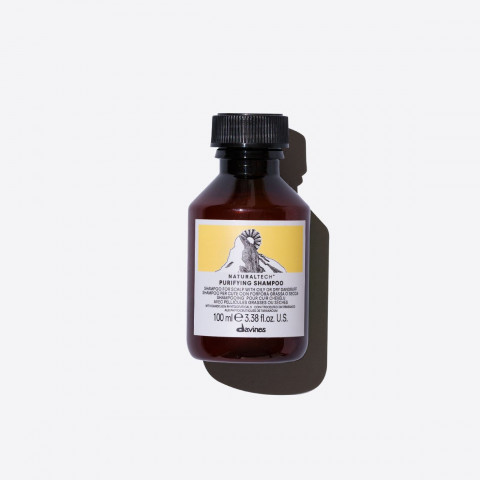 Davines Naturaltech Purifying Shampoo 100ml -
