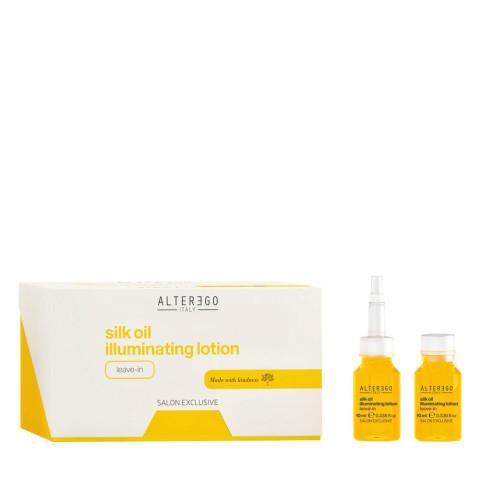 Alter Ego Silk Oil Illuminating Treatment 12x10ml -