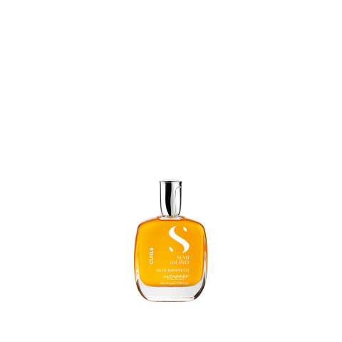 Alfaparf Semi di Lino Curls Multi-Benefit Oil 100ml -
