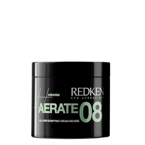 Redken Aerate 08 All-over Bodifying Cream-Mousse 91gr -